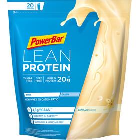 PowerBar Lean Protein Sportvoeding met basisprijs Vanilla 500g